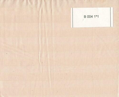 Страйп-сатин молочный B004 1*1 см