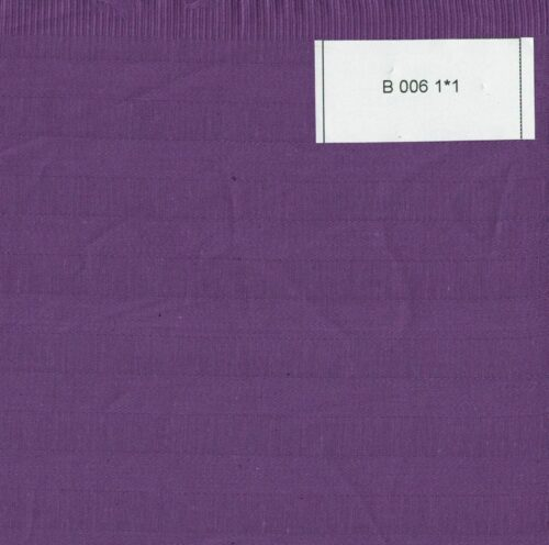 Страйп-сатин фиолетовый 1*1