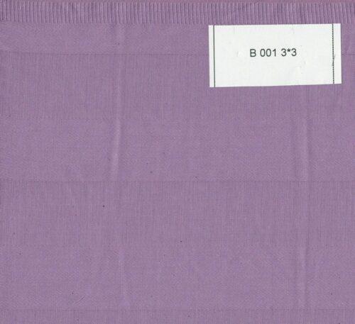 Страйп-сатин фиолетовый B001 3*3 см