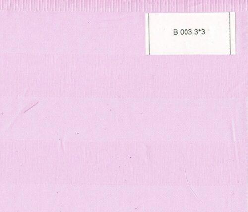Страйп-сатин розовый B003 3*3 см