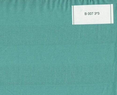 Страйп-сатин зеленый 3*3