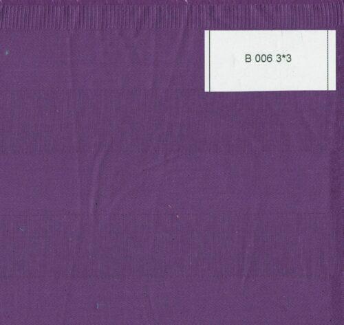 Страйп-сатин фиолетовый 3*3
