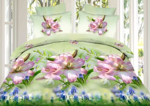 Полисатин 4309 Полевые цветы
