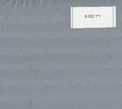 Страйп-сатин серый B002 1*1 см
