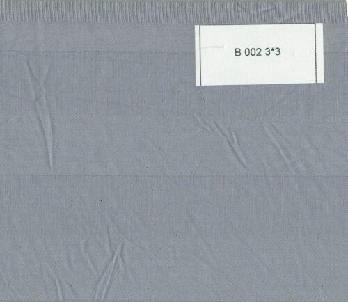 Страйп-сатин серый B002 3*3 см